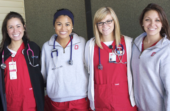 best nursing schools in ohio